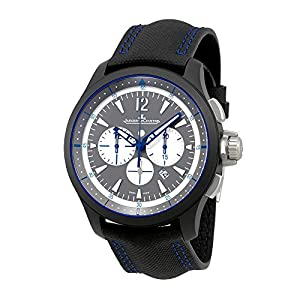 Jaeger LeCoultre Master Compressor Chronograph Automatic Mens Watch Q205C571