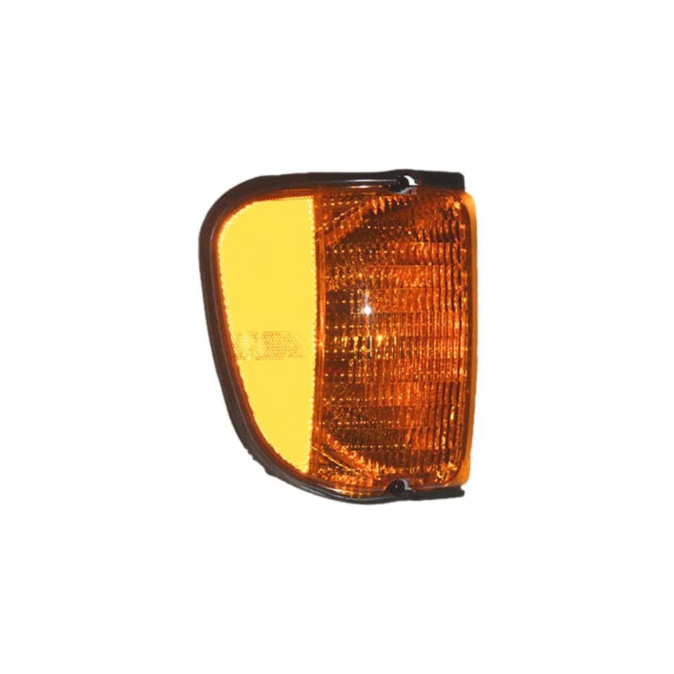 OE Replacement Ford Econoline Passenger Side Parklight Assembly (Partslink Number FO2521176)