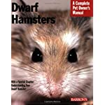 Dwarf Hamsters (Complete Pet Owner's Manual) by Sharon Vanderlip (2009-05-03)