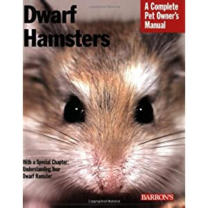 Dwarf Hamsters (Complete Pet Owner's Manual) by Sharon Vanderlip (2009-05-03) 2