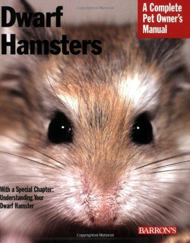 Dwarf Hamsters (Complete Pet Owner's Manual) by Sharon Vanderlip (2009-05-03) 1