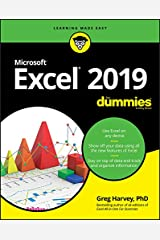 Excel 2019 For Dummies Kindle Edition