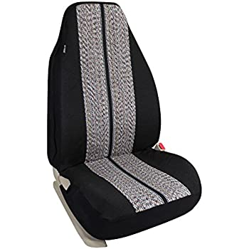 Leader Accessories Saddle Blanket Seat Cover Fits Trucks SUVs And Sedans 1 Front High