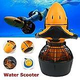 Adoner Sea-Scooter Underwater Pro 300W Electric Waterproof Dual Speed SafetyProp/6kmh