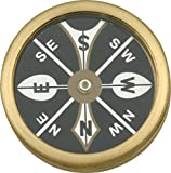 Marble Knives 223 Large Pocket Compass w