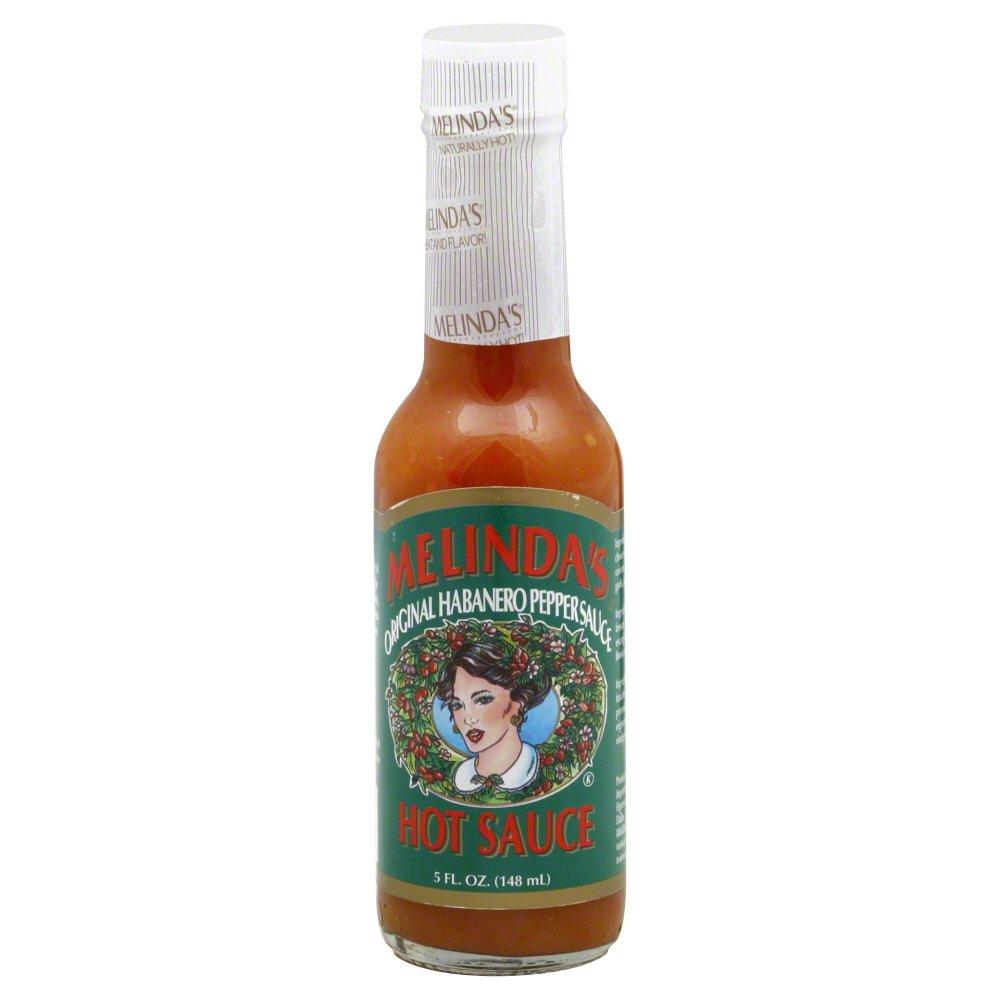 Amazon.com : Melindas Sauce Hot : Melinda S Hot Sauce : Grocery ...