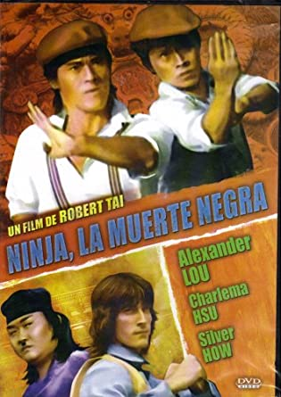 Amazon.com: Ninja, La Muerte Negra [Slim Case]: Alexander ...