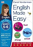 English Made Easy Ages 5-6 Key Stage 1 (Carol Vorderman's English Made Easy)