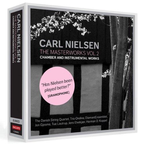 Nielsen: The Masterworks - Chamber & Instrumental Works, Vol. -