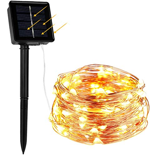Bright LED Solar Fairy Lights!