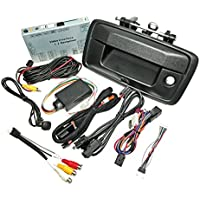AIE - Rear Camera Interface Kit for (2014-2017) GMC Sierra 1500 w/ 4.2 MYLINK LCD Radio Screen w/Full Handle Assembly Camera
