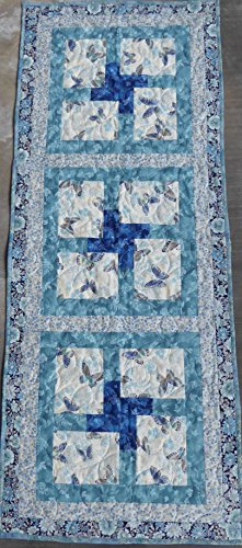 (Lovely Quilted Table runner 21