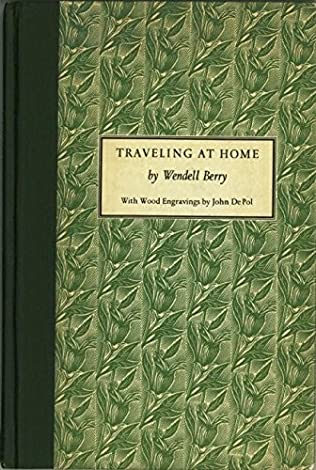 book cover of Traveling At Home