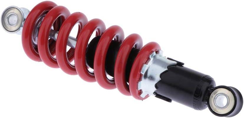 Almencla 230mm Stoßdämpfer Motorrad Rear Stoßdämpfer Für 50cc Dirt Bike Pocket Bike Quad Leichter Einbau Auto
