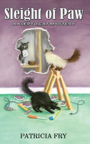 book cover of Sleight of Paw