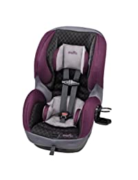 Evenflo SureRide DLX Convertible Car Seat, Sugar Plum BOBEBE Online Baby Store From New York to Miami and Los Angeles