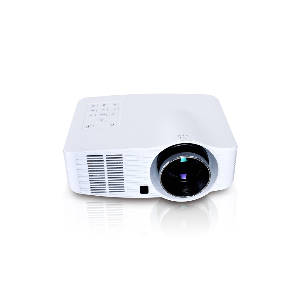 EG Beaver Led3018 Android Mini Portable Projector 1080 Video Home Cinema Projector WIFI HDMI USB
