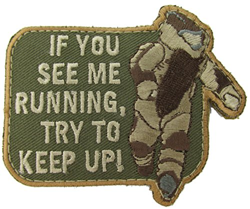 Extreme Sports Appliques (EOD Running Morale Patch (Multicam (OCP)))