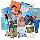 25pcs Call Me by Your Name Old Movie Stickers for
