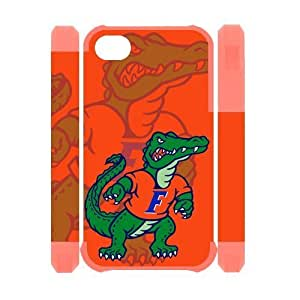 NCAA Florida Gators Apple Iphone 5/5S Case Cover Logo Snap-On Silicon Case Cover at NewOne