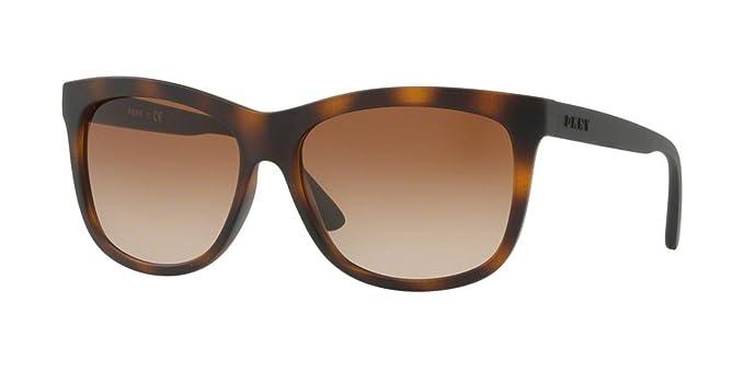 Sunglasses Donna Karan New York DY 4152 370213 DARK TORTOISE ...