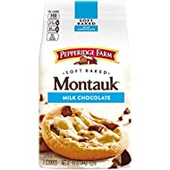 Pepperidge Farm Montauk Soft Baked Milk Chocolate Cookies, 8.6 oz. Bag