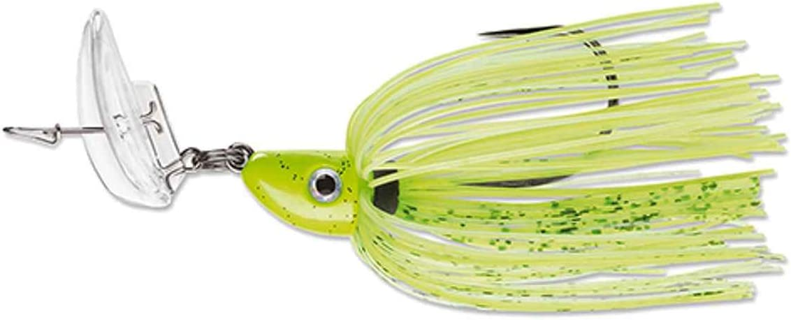 5-Hand Made 1 oz shad jigging spoons yellow chartreuse