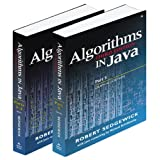 Bundle of Algorithms in Java, Third Edition, Parts 1-5: Fundamentals, Data Structures, Sorting, Searching, and Graph Algorithms (3rd Edition)