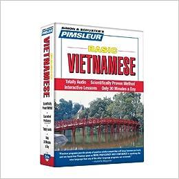Pimsleur Vietnamese Basic Course - Level 1 Lessons 1-10 CD