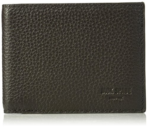 Jack Spade Men's Pebble Leather Slim Billfold Wallet for sale  Delivered anywhere in USA