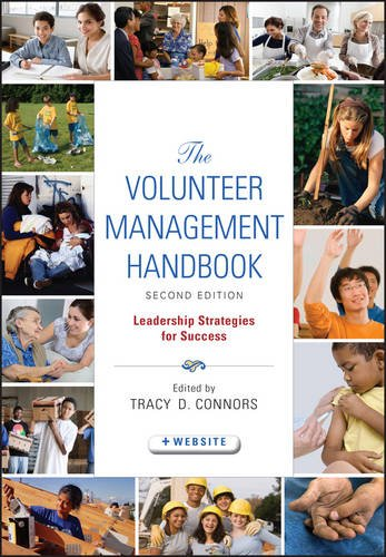 The Volunteer Management Handbook: Leadership Strategies For Success