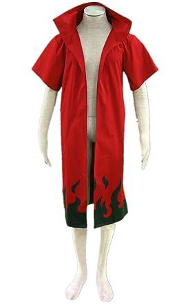 Amazon.com: Love Anime Ninja Shinobi Cosplay Costume-Uzumaki ...