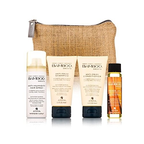 Alterna Bamboo Smooth On The Go Travel Set by Alterna
