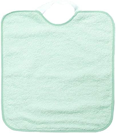 32x36cm Lot de 4 bavoirs pour b/éb/és de 12 mois 10/% polyester Lot de 4 bavoirs imperm/éables pour b/éb/és 90/% coton Ti-T/ín Doublure en plastique