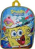 "Best Nickelodeon Backpacks For High School Boys - Nickelodeon Sponge Bob 15"" School Bag Backpack Review"