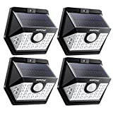 Best Mpow Solar Garden Lights - Solar Lights Mpow 30 LED Motion Sensor Lights Review