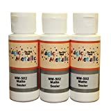Magic Metallics Sealer Art Paints, 8-Ounce, Matte