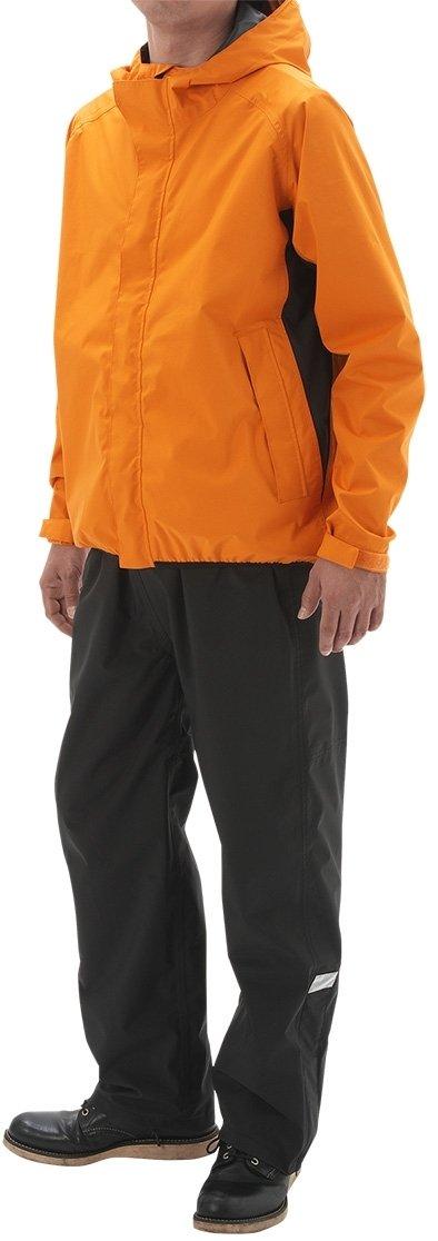 PLAIN(プレイン) エスレインスーツ オレンジ M #01820 B079BXLLHF Medium|オレンジ オレンジ Medium