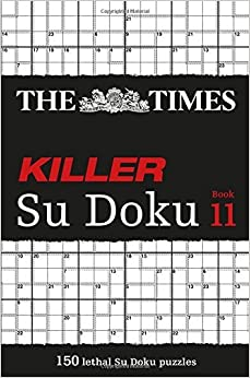 Book The Times Killer Su Doku Book 11: 150 Lethal Su Doku Puzzles by Times UK (2015-06-01)