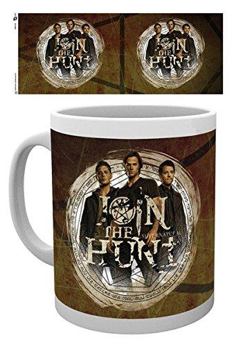 Supernatural Ceramic Coffee Dean Castiel product image