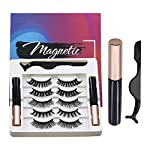 Cinlitek Magnetic Eyelashes With Eyeliner