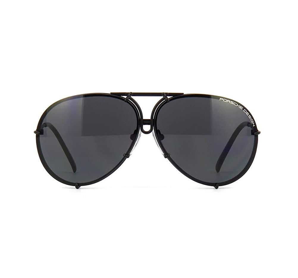 Amazon.com: Porsche Design P8478 D Aviator anteojos de sol ...