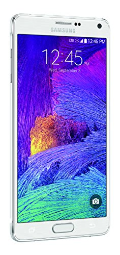 Samsung Galaxy Note 4, Frosted White 32GB (Sprint) 6 Brand: Samsung Model: Samsung Galaxy Note 4 Network: Sprint