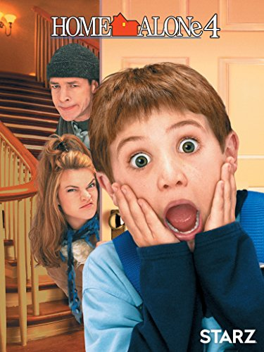 HOME ALONE 4 (Home Alone 4 Taking Back The House)