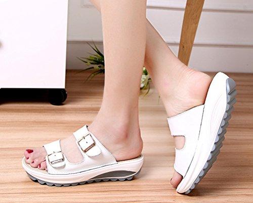 HiTime HiTime Damen Damen HiTime Pantoffeln Pantoffeln Damen raU1rqxn