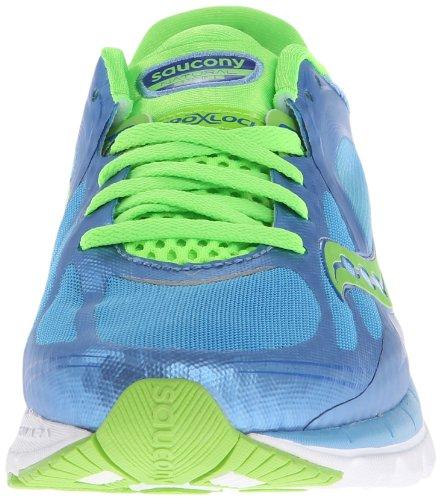 Running 5 US 6 Slime Shoe Saucony Kinvara Women's Blue M THnqwOg4Wx