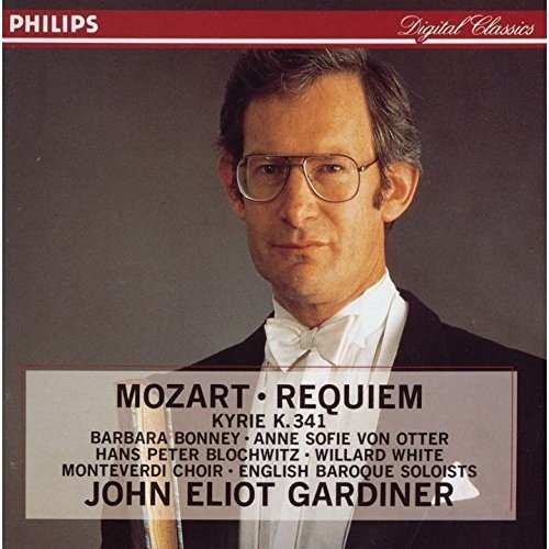 CD : John Eliot Gardiner - Mozart: Requiem (Super-High Material CD, Japan - Import)