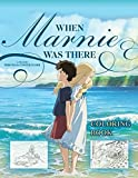 When Marnie Was There Coloring Book