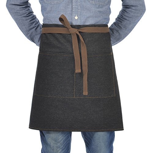 Solid Bistro Aprons - 1