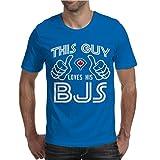 Blue Jays Tank Top I Love Bjs Mens T-Shirt